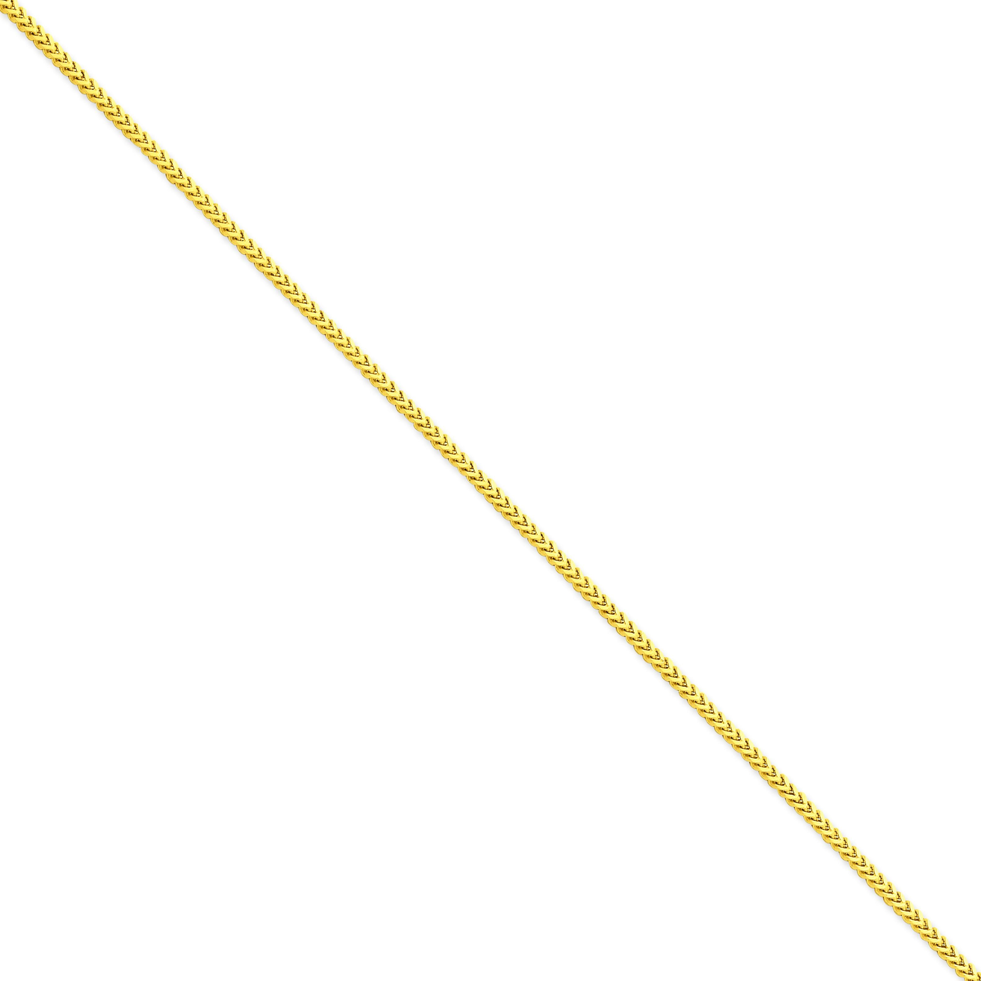 Franco Chain in 14k Yellow Gold