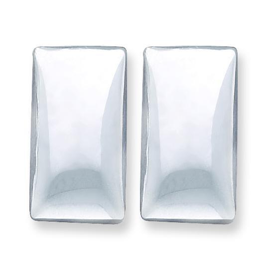 Non-pierced Earrings in Sterling Silver