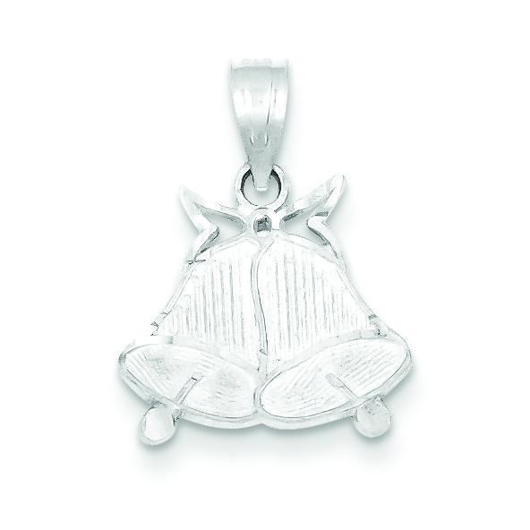 Wedding Bells Charm in Sterling Silver