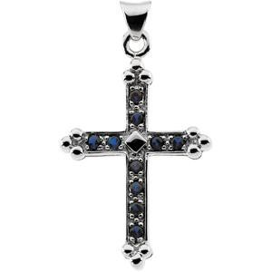 Obedience Pendant Chain in Sterling Silver