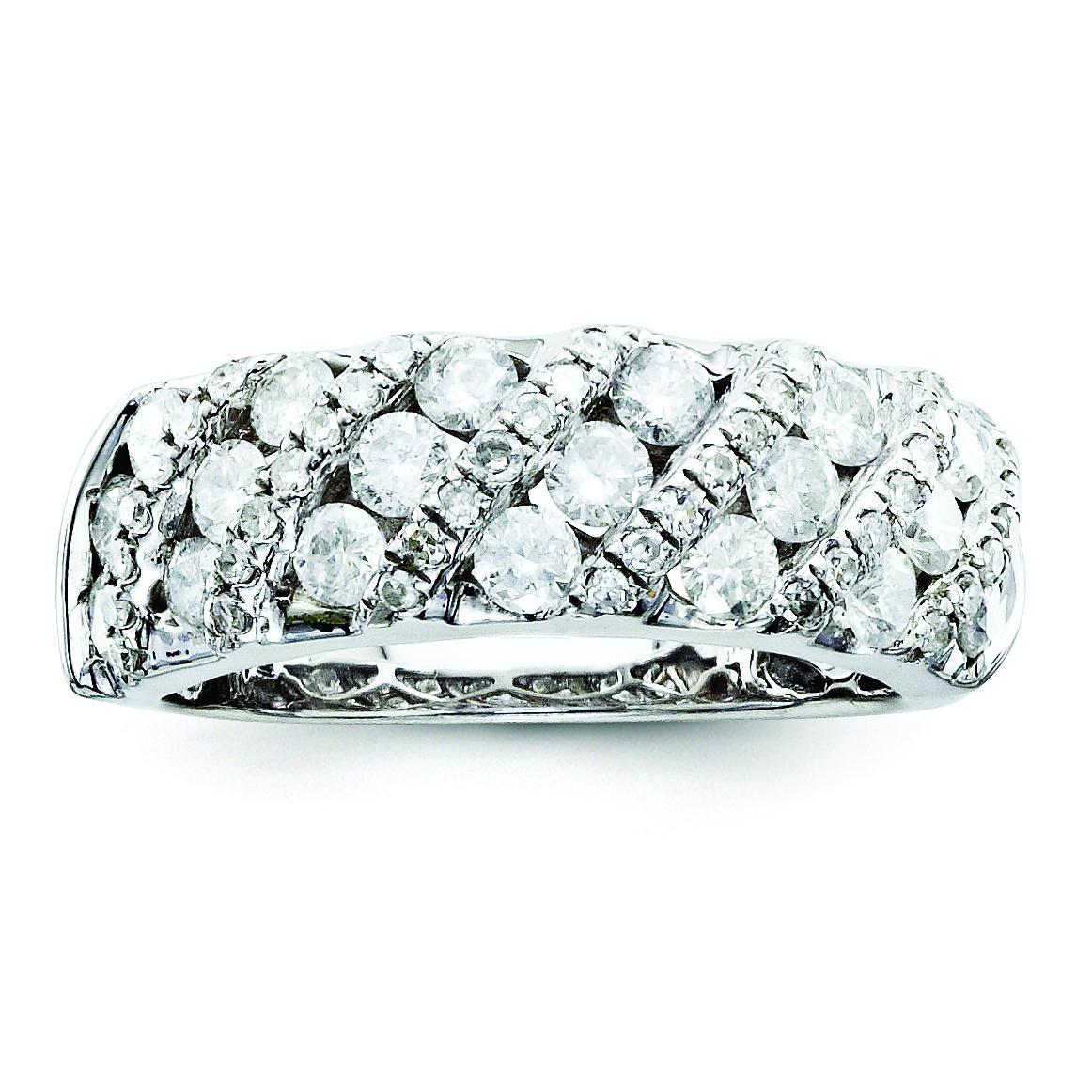 Silvadium Diamond Ring