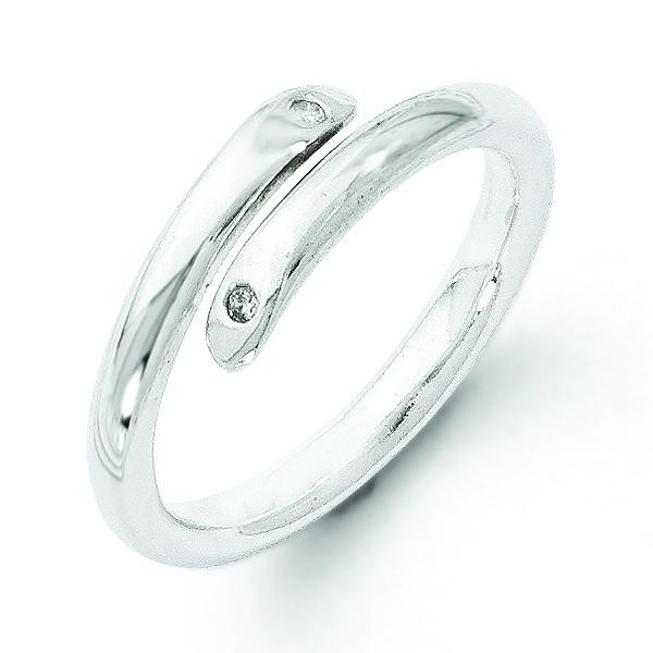 0.02ct. Diamond Ring