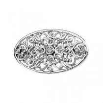Diamond Brooch (0.17 Ct. tw.) (0.17 Ct. tw.)