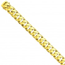 Link Bracelet in 14k Yellow Gold