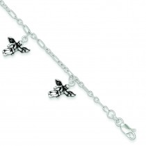 Angel Bracelet in Sterling Silver