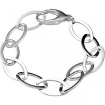 Link Chain in Sterling Silver