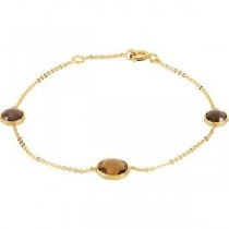Bracelet in 14k Yellow Gold