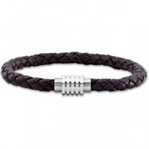 Leather Bracelet in N/A