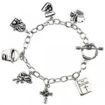 Promises Bracelet in Sterling Silver