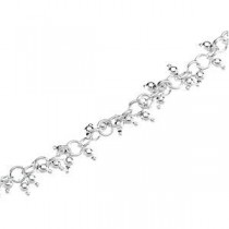 Sterling Silver 7.50 inch   Link