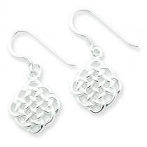 Dangle Earrings in Sterling Silver