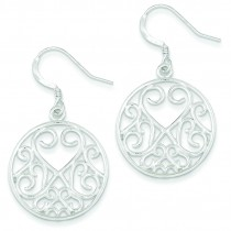 Earrings in Sterling Silver