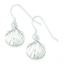 Shell Earrings in Sterling Silver