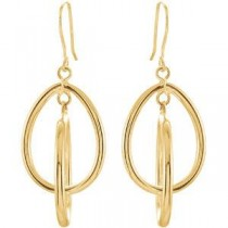 Fashion Earrings in Sterling Silver