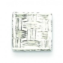 Tie Tac in Sterling Silver
