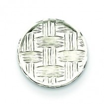 Tie Tac in Sterling Silver