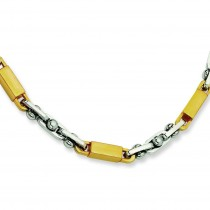 Link Necklace in Stainless Steel