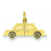 Automobile Charm in 14k Yellow Gold