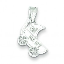 Baby Charm in Sterling Silver