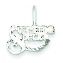 Someone Special Charm in Sterling Silver