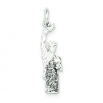 Statue Of Liberty Charm in Sterling Silver