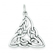 Celtic Charm in Sterling Silver