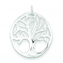 Tree Of Life Charm in Sterling Silver