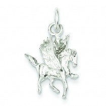 Pegasus Charm in Sterling Silver