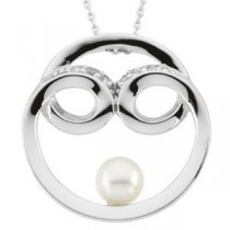 Family CircleTrade Pendant Chain in Sterling Silver
