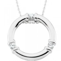 Path Of LifeTrade Pendant Chain in Sterling Silver