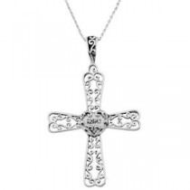 HopeTrade Pendant Chain in Sterling Silver
