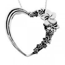 Grow Old MeTrade Pendant Chain in Sterling Silver