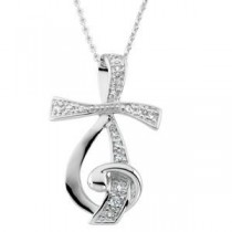 Sing For JoyTrade Pendant Chain in Sterling Silver