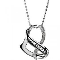 Survivor Pendant Chain in Sterling Silver