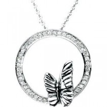 Expect A Miracle Pendant Chain in Sterling Silver