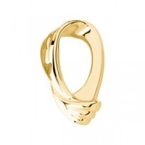 Chain Slide in 14k Yellow Gold