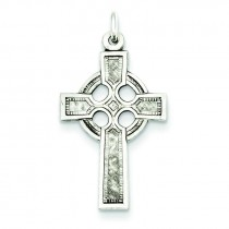 Celtic Cross in Sterling Silver
