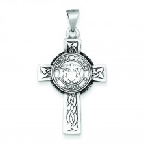 US Navy Cross in Sterling Silver