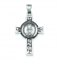 US Air Force Cross in Sterling Silver