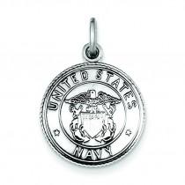 US Navy Medal in Sterling Silver