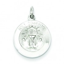 Holy Communion Medal in Sterling Silver
