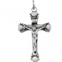 Mariners Cross in Sterling Silver