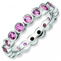 Pink Tourmaline Ring