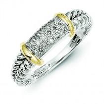 1/8ct. Diamond Ring