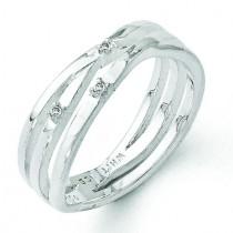 0.03ct. Diamond Ring