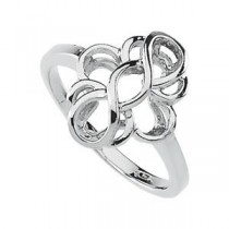 Fashion Ring in 10k Yellow Gold