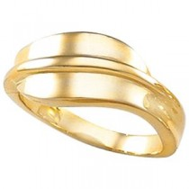 Fashion Ring in 14k Yellow Gold