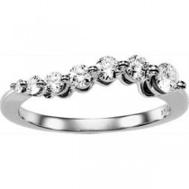 Journey Diamond Ring in 14k White Gold (0.5 Ct. tw.) (0.5 Ct. tw.)