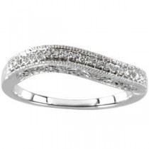 Diamond Ring in 14k White Gold (0.25 Ct. tw.) (0.25 Ct. tw.)
