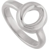 Fashion Ring in Sterling Silver